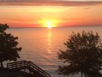 June 9 Sunset by Beth