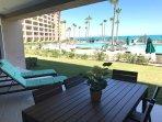 Ground floor pool and beach access, skip the elevators!