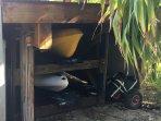 Kayaks for the beach