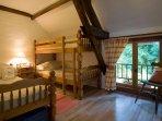 Flexible sleeping spaces
