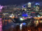 Pittsburgh is one of the great 'must see' American cities.