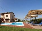 4 bedroom Villa in Montepulciano, Siena, Italy : ref 2015418