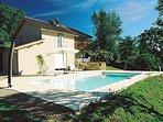3 bedroom Villa in Figeac, Lot, France : ref 2012086