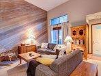Winterpoint Living Room Breckenridge Lodging