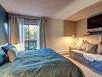 Winterpoint Master Bedroom Breckenridge Lodging