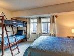 Winterpoint Guest Bedroom Breckenridge Lodging