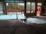 Upper Village Indoor Pool and Hot Tub