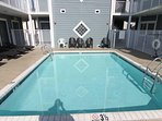 Another view of pool deck