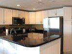 Modern Kitchen Modern Appliances Corian Counters