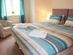 Spacious 2 Bed Apartment Great Castle Donington Location