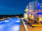 Brand new villa with high quality in all the details to ensure comfortable stay