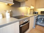 Fully fitted kitchen with all modern conveniences