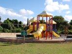 Children's playground at Bicentennial Park