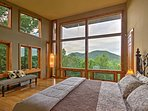 You'll rest easy in this majestic room surrounded by natural beauty.