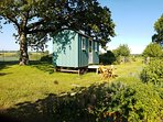 Byre Shepherd's hut