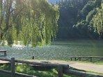 A due passi dal Lago di Roncone