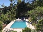 piscine privative 9x5m