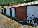 Traditional farm sheds
