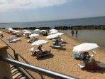spiaggia a 200 metri