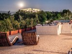Terrace - Acropolis View