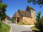 The timeless village church