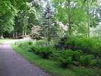 Woodland walks at Crathes Castle
