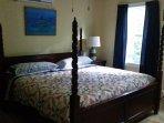 master bedroom-king bed