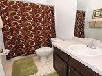Sink, Bathroom, Indoors, Carpet, Home Decor