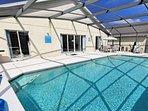 Pool, Water