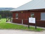 The Pilates Hut at Inchmarlo Golf centre