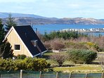Lodge 4 - overlooking Aultbea and Loch Ewe