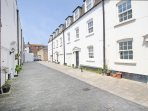 Lovely, quaint mews in the heart of Brighton's Kemptown area.