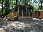 2 Bedroom Cottage in Adirondack Gateway Campground