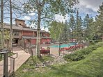 Escape your busy life and escape to the serene Rocky Mountains when you book this 2-bedroom, 2-bathroom vacation rental...