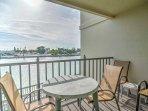 A memorable Gulf Coast getaway awaits you at this 2-bedroom, 2-bath Treasure Island vacation rental condo.