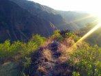 Vilcabamba Sunset
