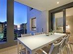 Terrace dining