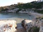 spiaggia Kalathas