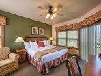 Master condo bedroom