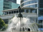 Four blocks away from the stunning Diana Cazadora Fountain, also on Reforma Ave.