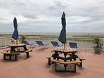 Ocean front 2nd floor share sun deck