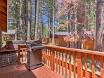 Stay at this 3BR/2BA vacation rental home in South Lake Tahoe!