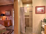 All 3 bedrooms come equipped with full en suite bathrooms.