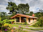 Encantada Guest House, Monkey View Villa for Two, Great Lake & Volcano Views