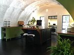 The Quonset  - Renovating a Historic 1940's Quonset Hut