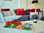 Sensational Seafood platter available