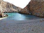 seitan limani beach
