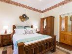 Bedroom 1 with comfy Queen Bed