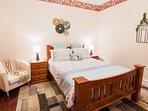 Bedroom 2 with comfy Queen Bed