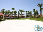 Sand Volleyball Court beside the Resort Clubhouse and pool area for those who feel energetic!
